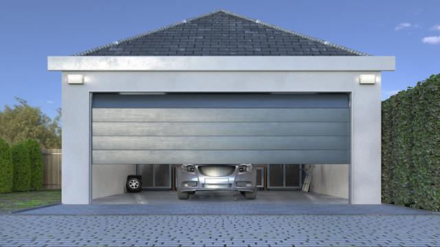 Akcesoria bram garażowych